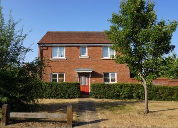 Thumbnail 3 bedroom semi-detached house for sale in Woodpecker Way, Great Cambourne, Cambridge