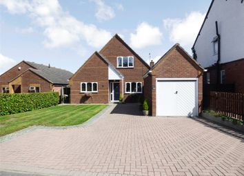Thumbnail 4 bed detached house for sale in Sutton Lane, Sutton In The Elms, Broughton Astley, Leicester