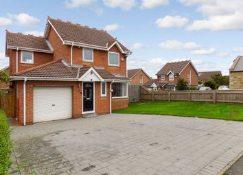 Thumbnail 3 bedroom detached house for sale in Blenheim Gardens, Pegswood, Morpeth