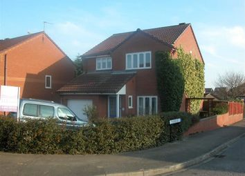 Thumbnail 3 bedroom detached house to rent in Pickering Avenue, Hornsea, East Yorkshire