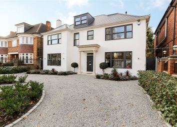 Thumbnail 5 bed detached house for sale in Manor House Drive, Brondesbury Park, London