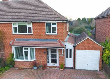 Thumbnail 3 bed semi-detached house for sale in Gartree Drive, Melton Mowbray