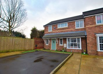 Thumbnail 3 bed semi-detached house for sale in Ford Farm Close, Lower Walton