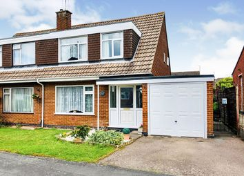 3 bed semi-detached house for sale in Boston Way, Barwell, Leicester LE9