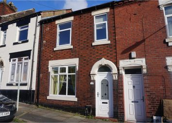 Thumbnail 3 bed terraced house for sale in Dyke Street, Hanley, Stoke-On-Trent