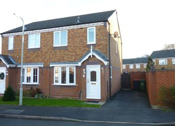 Thumbnail 3 bedroom semi-detached house to rent in St Aubin Drive, Dawley Bank, Telford