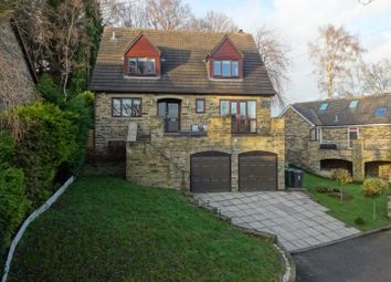 Thumbnail 4 bed detached house for sale in Birch Hill Rise, Horsforth, Leeds