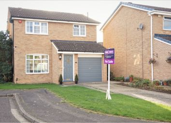 Thumbnail 3 bed detached house for sale in Griffiths Close, Yarm
