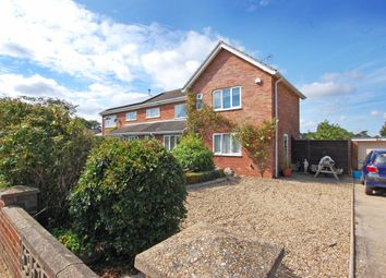 Thumbnail 5 bedroom semi-detached house for sale in Welch Close, Mutford, Beccles