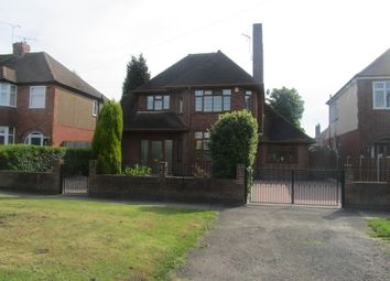 Thumbnail 4 bed detached house for sale in Newdigate Road, Bedworth