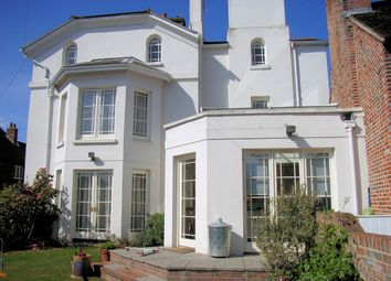 Thumbnail 5 bed detached house to rent in High Street, Hamble