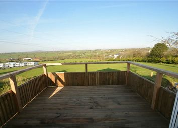 Thumbnail 1 bed property for sale in Globe Vale Holiday Park, Sinns Common, Redruth, Cornwall