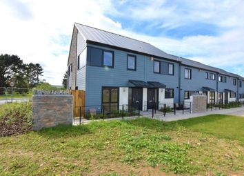 Thumbnail 2 bed end terrace house for sale in Heather Gardens, Heathlands View, Bodmin, Cornwall