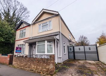 3 bed semi-detached house for sale in Queens Walk, Peterborough PE2