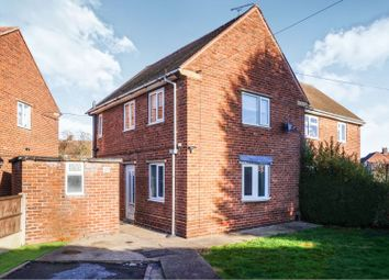 Thumbnail 3 bed semi-detached house for sale in Byron Avenue, Sutton-In-Ashfield