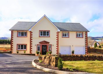 Thumbnail 5 bed detached house for sale in Old Carlisle Road, Moffat