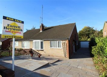 Thumbnail 2 bed bungalow for sale in Ramsey Avenue, Preston