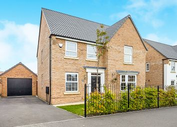Thumbnail 4 bed detached house for sale in The Nurseries, Woodhall Way, Beverley
