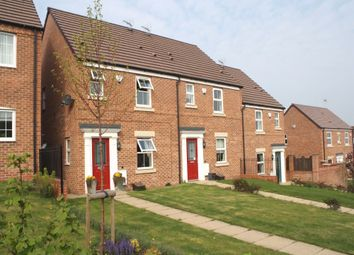 Thumbnail 3 bed semi-detached house to rent in Mallow Way, Bingham, Nottingham