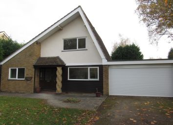 Thumbnail 4 bed detached house to rent in Sherborne Avenue, Wigston