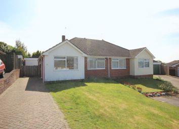 Thumbnail 2 bed semi-detached bungalow to rent in Hartfield Close, Tonbridge