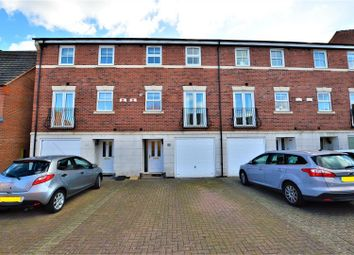 Thumbnail 4 bed town house for sale in Christ Church Close, Stamford