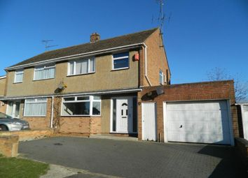 Thumbnail 3 bed property for sale in Cotswold Avenue, Northampton