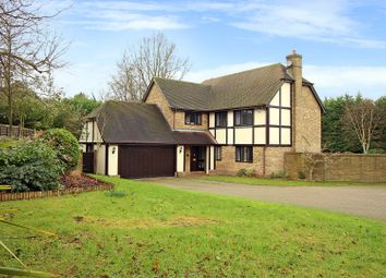 Thumbnail 5 bed detached house for sale in Cedar Drive, Fetcham, Leatherhead