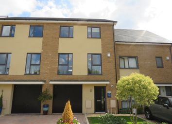 Thumbnail 4 bed end terrace house for sale in Thorpe Road, Longthorpe, Peterborough