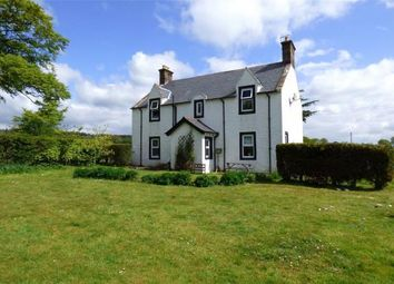 Thumbnail 4 bed detached house for sale in Hoddom Schoolhouse, Ecclefechan, Lockerbie, Dumfries And Galloway