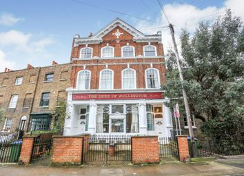 Thumbnail 2 bed flat for sale in 128 Old Woolwich Road, Greenwich