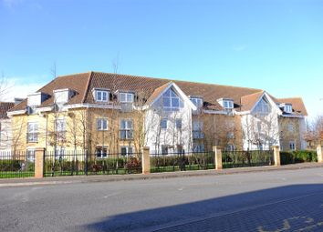 Thumbnail 2 bed flat for sale in Lime Kiln Close, West Town, Peterborough