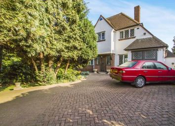 Thumbnail 3 bedroom detached house for sale in Uppingham Road, Thurnby, Leicester, Leicestershire