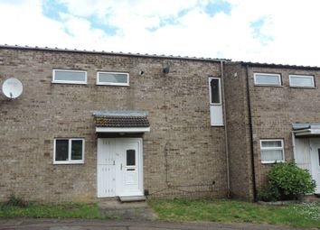 Thumbnail 3 bed terraced house to rent in Sandford, Ravensthorpe, Peterborough.