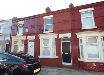 Thumbnail 2 bed property to rent in Hanwell Street, Anfield, Liverpool