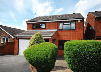 Thumbnail 3 bed detached house for sale in James Street, Leabrooks, Alfreton