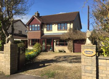 Thumbnail 5 bedroom detached house for sale in Coxley, Coxley, Wells