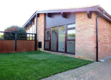 Thumbnail 2 bed semi-detached bungalow to rent in Bessemer Court, Blakelands, Milton Keynes