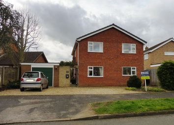 Thumbnail 4 bed detached house for sale in Kesteven Drive, Market Deeping, Peterborough