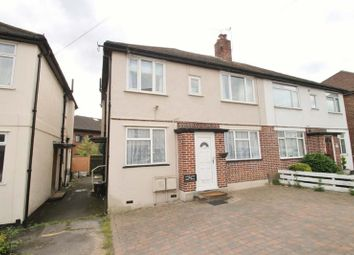 Thumbnail 2 bed flat to rent in Windsor Close, Northwood, Middlesex