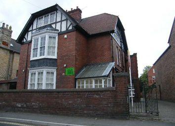 Thumbnail Room to rent in Burton Stone Lane, York, North Yorkshire