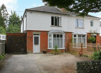 Thumbnail 3 bed semi-detached house for sale in South View Gardens, Andover