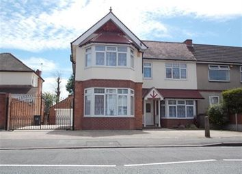 Thumbnail 5 bedroom semi-detached house to rent in Tamworth Road, Long Eaton