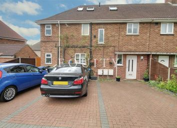 Thumbnail 2 bed flat for sale in Ensign Drive, Palmers Green