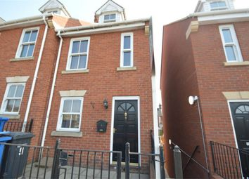 Thumbnail 3 bed end terrace house for sale in Clarence Harbour Court, Carrow Road, Norwich