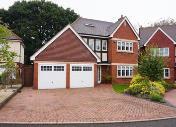 Thumbnail 6 bed detached house for sale in Oaks Drive, Sutton Coldfield