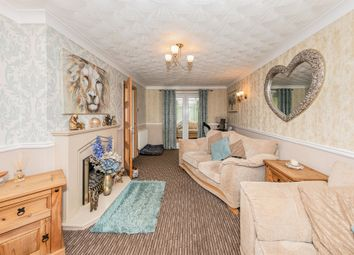 Thumbnail 2 bed semi-detached house for sale in Netheroyd, Streethouse, Pontefract