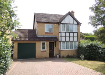 Thumbnail 4 bedroom detached house to rent in Crowborough Lane, Kents Hill, Milton Keynes