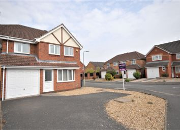 Thumbnail 4 bed detached house for sale in Botts Way, Coalville