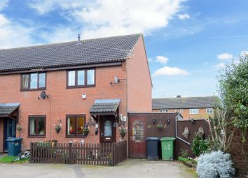 Thumbnail 2 bed terraced house for sale in Broxtons Wood, Westbury, Shrewsbury